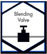 Blending Valve System