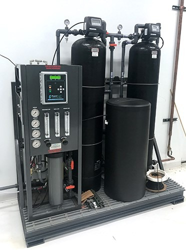 HyperLogic Commercial Reverse Osmosis System
