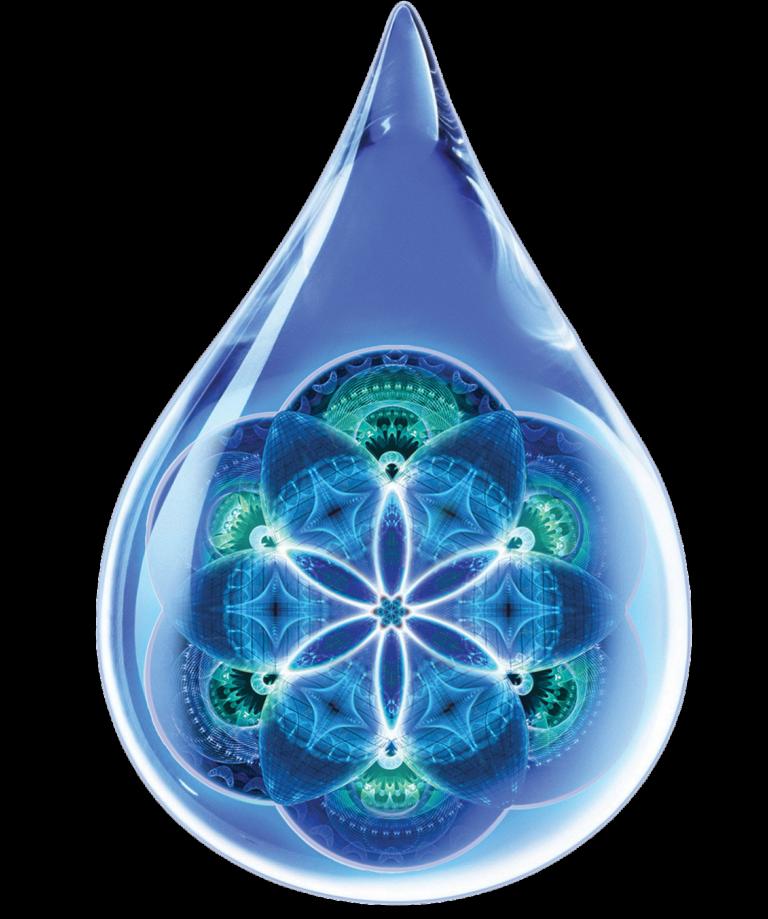 HyperLogic Water Drop