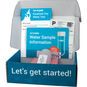 Cannabis: City Water Test Kit